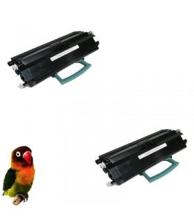 LEXMARK E460  toner compatible