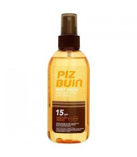 Piz Buin aceite Transparent Sun Spray Spf15 150ml de Piz Buin