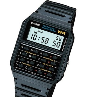 CASIO CA-53W Reloj calculadora multifunción