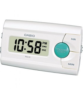 Reloj despertador Casio PQ-31-7EF