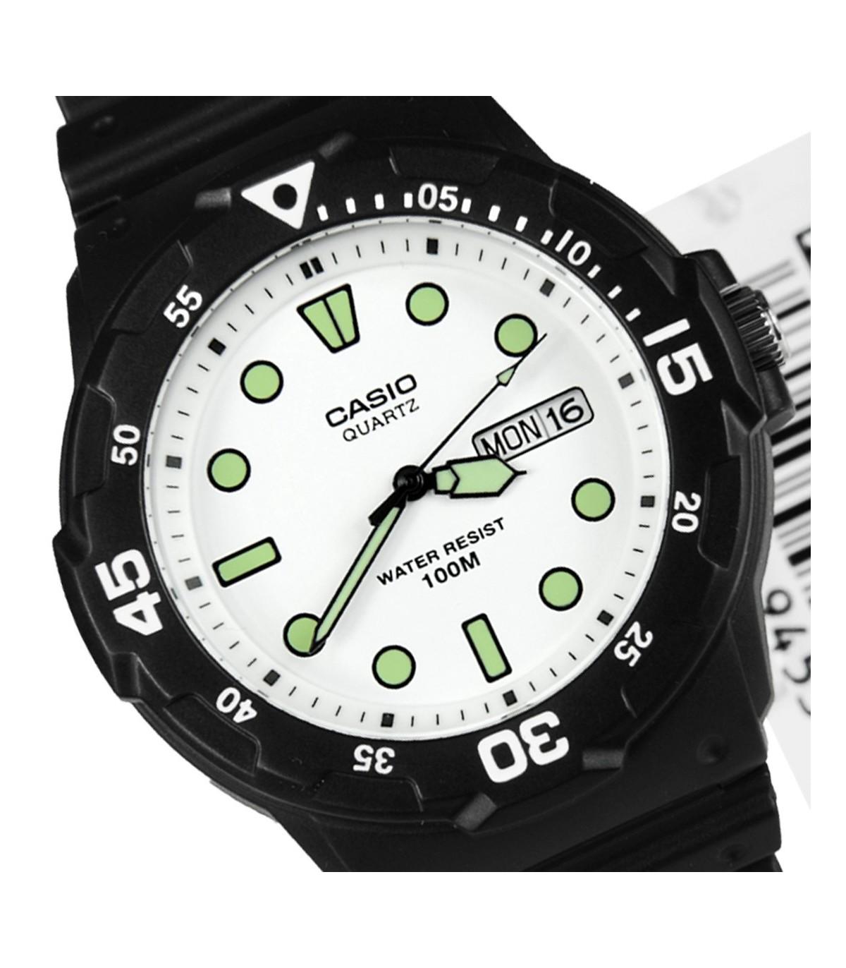 Casio Hombre 200h 7e Reloj Mrw ErxdeQoWCB