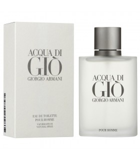Acqua di gio homme eau de toilette vaporizador 100 ml - giorgio armani