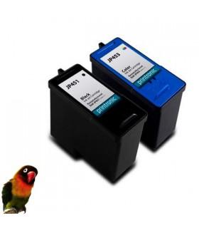 Tinta para DELL A948 / 948 / V505  JP451 / KX701