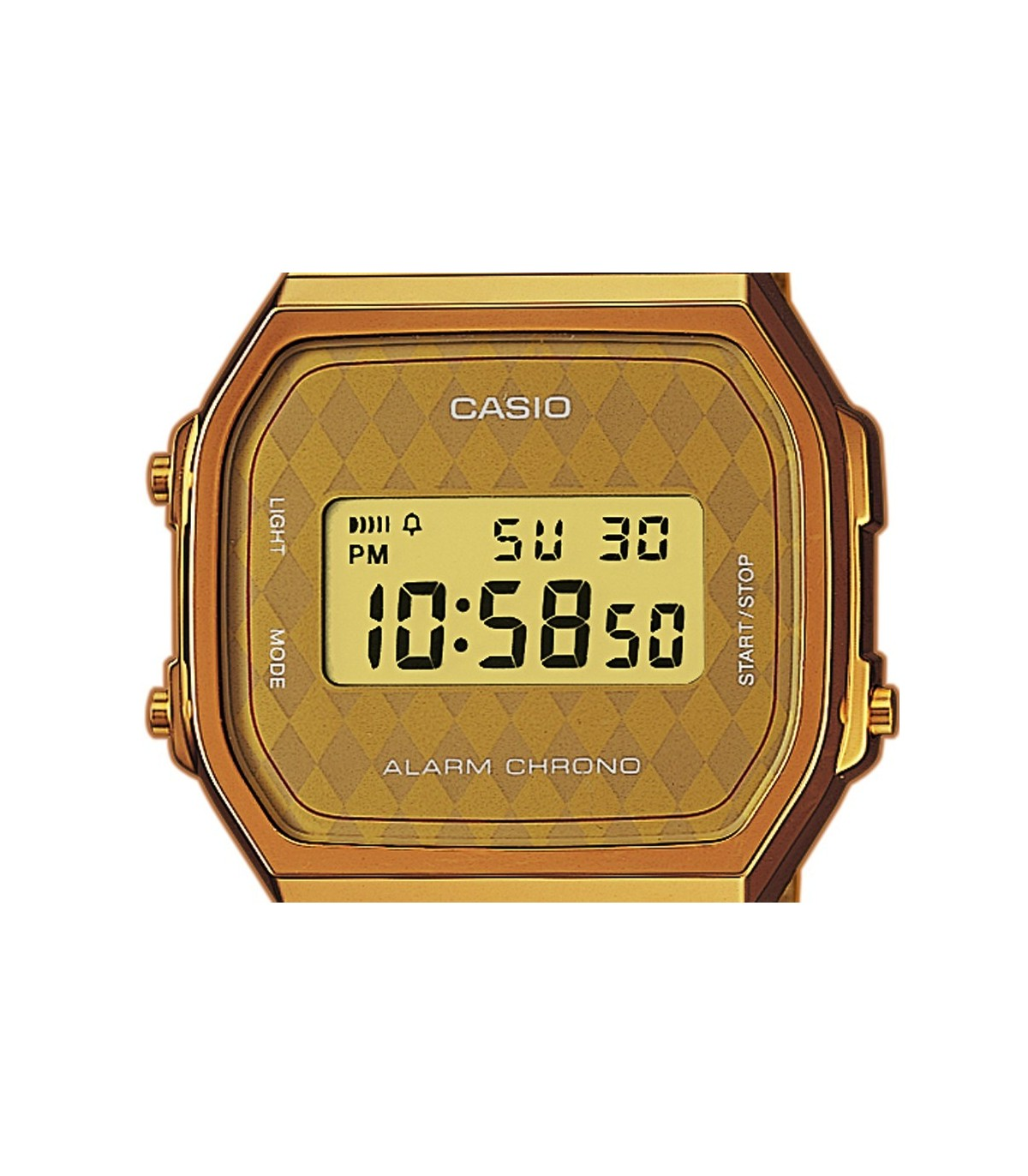 Casio 9bw Collection Retro Reloj A168wg OXiuZPkT