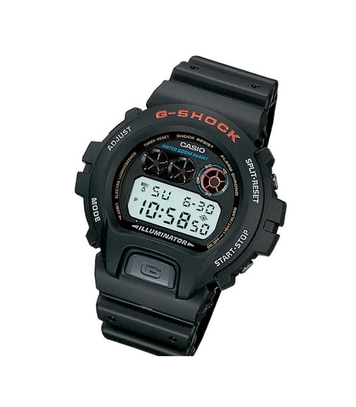 30de902909d2 Reloj hombre Casio g-shock dw-6900-1v cronografo multifuncion - antigolpes