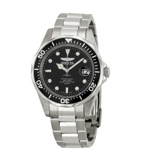 reloj hombre INVICTA DIVERS 8932 buceo - 200m acero inoxidable