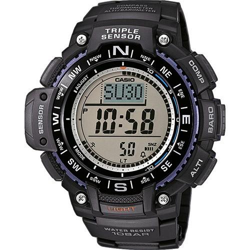 3a52ee67459c reloj hombre Casio Outgear SGW-1000-1A BAROMETRO ALTIMETRO TERMOMETRO
