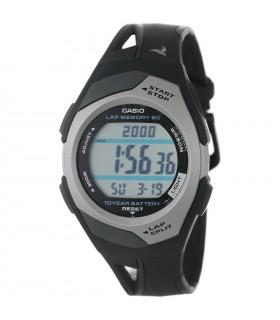 Casio STR-300C-1V reloj deportivo cronómetro - memory lap - 10 años pila