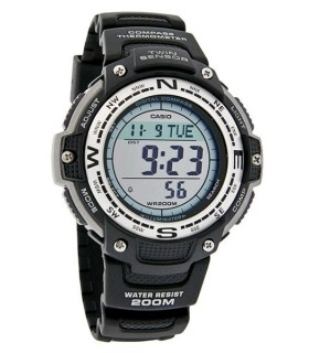 reloj hombre CASIO TWIN SENSOR SGW-100 -1a Brújula digital