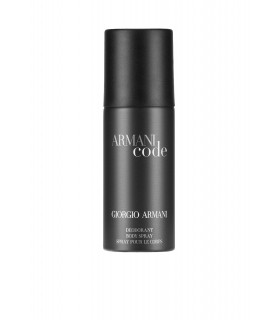 Giorgio Armani Code desodorante Spray for Men 150ml 5.1oz