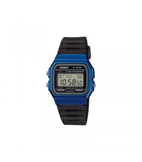 Reloj Casio retro digital F-91WM-2AEF UNISEX