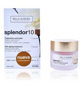 Crema SPLENDOR 10 Tratamiento anti-edad SPF20 BELLA AURORA