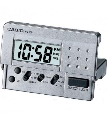 Reloj despertador Casio PQ-10D-8r