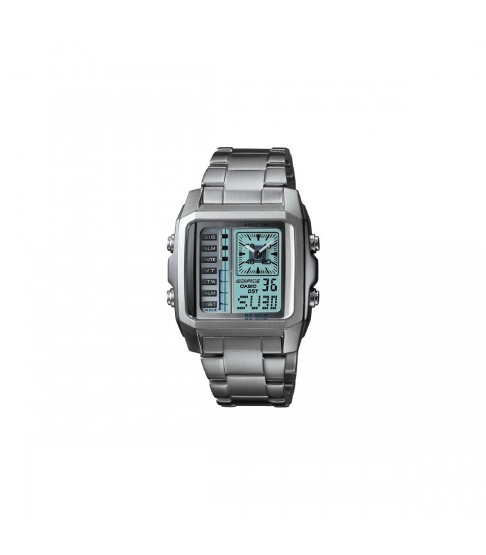 6570cacaefe0 Reloj casio edifice efa-124d-7a cronografo multi - cristal anti scratch -  hora