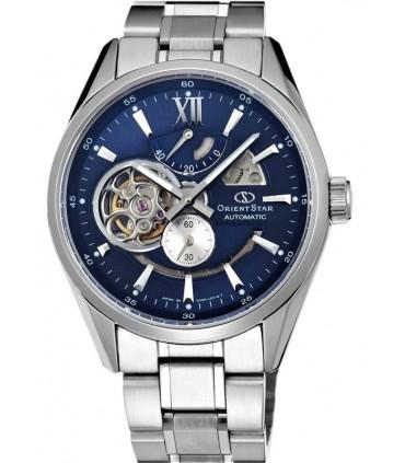 reloj hombre automático Orient Star SDK05002D ZAFIRO acero