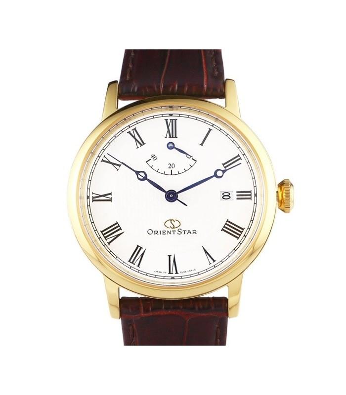 Reloj hombre automático Orient Star SEL09002W correa cuero