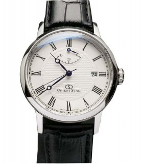reloj hombre automático Orient Star SEL09004W zafiro correa cuero
