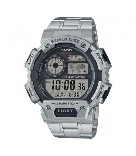 Reloj CASIO QUARTZ ALARMS WATCH AE-1400WHD-1AV
