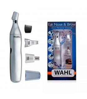 CORTAPELO nariz 3 en 1  WAHL 5545-2416 Lavable (funciona con pilas)