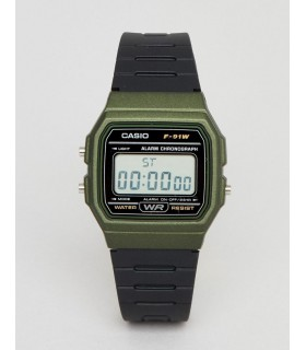 Reloj CASIO digital F-91WM-3A  100% original