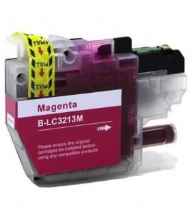 Tinta MAGENTA para Brother LC3213 LC3211 DCP-J 770 MFC-J 890 MFC-J 497 DW MFC-J 491