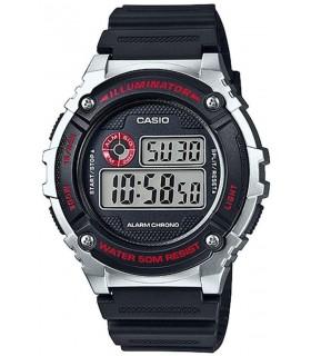 Reloj Casio Digital W-216H-1C