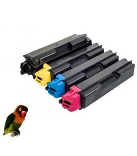 4 Toner compatible con TK-5280 para Kyocera Ecosys M6235, M6635, P6235