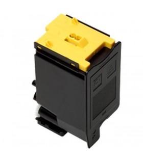 Toner AMARILLO compatible MX-C30 GTY con Sharp MX-C30 MX-C250 MX-C300 MX-C301