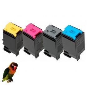 4 Toner compatibles MX-C30 GT con Sharp MX-C30 MX-C250 MX-C300 MX-C301