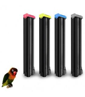 4 Toner compatibles con Sharp MX-2610 MX-2640 MX-3110 MX-3115 MX-3140 MX-3600 MX-3610 MX-3640