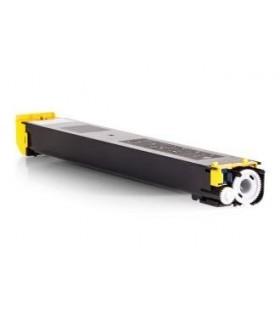 Toner AMARILLO compatible con Sharp MX-2010U, MX-2310F, MX-2310N, MX-2310, MX-2310U, MX-2614N, MX-3111U, MX-3114N