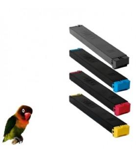 4 Toner compatibles con Sharp MX-2010U, MX-2310F, MX-2310N, MX-2310, MX-2310U, MX-2614N, MX-3111U, MX-3114N