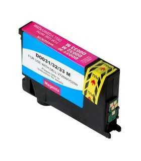 Tinta compatible MAGENTA para Dell 31BK V525w V725w