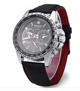 Reloj analogico MEGIR M1010 caballero Quartz Watch
