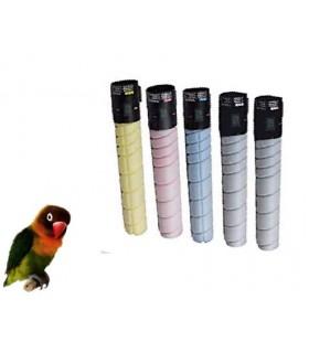4 Toner compatibles con OLIVETTI D-COLOR MF220 / MF280