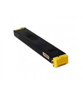 Toner AMARILLO compatible con Sharp MX-4110 MX-4112 MX-4140 MX-4141 MX-5110 MX-5111 MX-5112 MX-5140 MX-5141