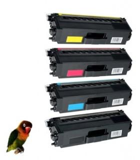 4 Toner compatibles con Brother HL-L9310 MFC-L9570 TN910