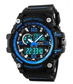 reloj deportivo hombre Skmei Shock digital quartz (CON CAJA) Entrega urgente Envío desde España