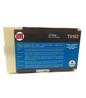 Tinta CIAN compatible T6162 para Epson B300 / B310 N / B500 DN / B510 DN