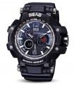 Reloj hombre SBAO SHOCK Resist alarm stopwatch 57mm CON CAJA