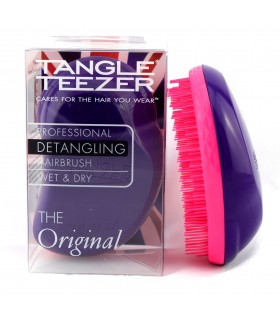 Tangle TEEZER THE ORIGINAL Desenredador Cepillo, Ciruela Delicious Cepillo Original