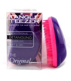 Tangle TEEZER THE ORIGINAL Desenredador Cepillo, Ciruela Delicious Cepillo Original
