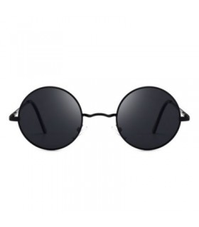 Gafas Hippie Retro UNISEX color negra
