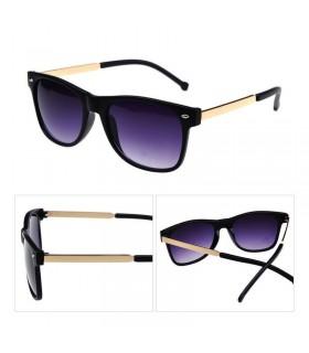 Gafas Mujer Lente modernas VINTAGE color negra