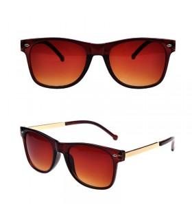 Gafas Mujer Lente modernas VINTAGE color marron