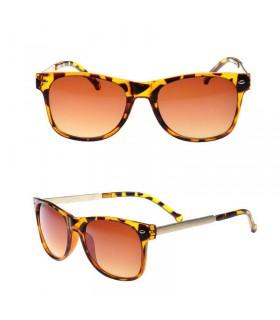 Gafas Mujer Lente modernas VINTAGE color carey