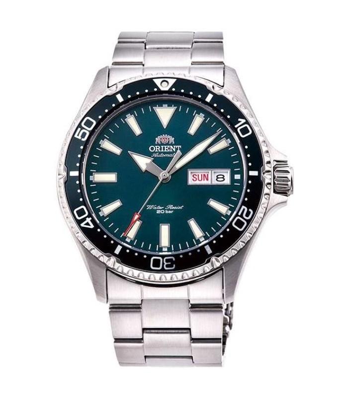 Reloj hombre automático Orient RA-AA0004E Kamasu Mako III Cristal Zafiro acero inoxidable