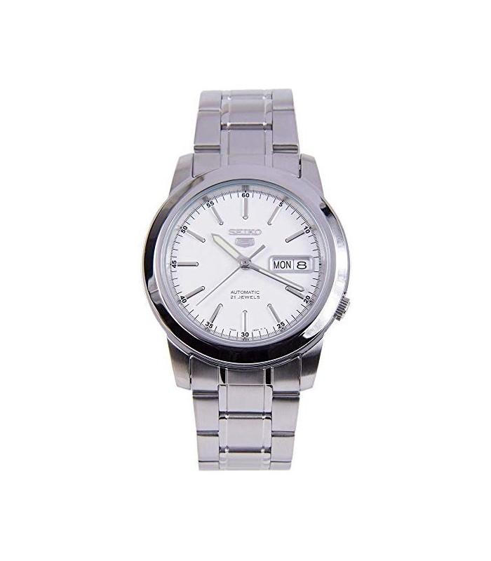 Reloj hombre automático Seiko 5 Automatic 21 Jewels SNKE49 SNKE49K1 SNKE49K Men's Watch