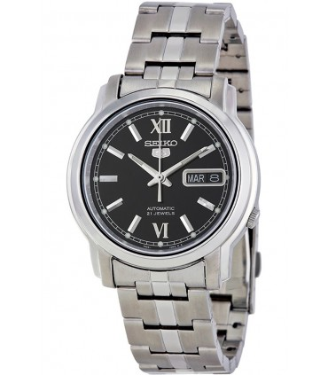 Reloj hombre automático Seiko SNKK81K1 Seiko 5 acero 21 joyas