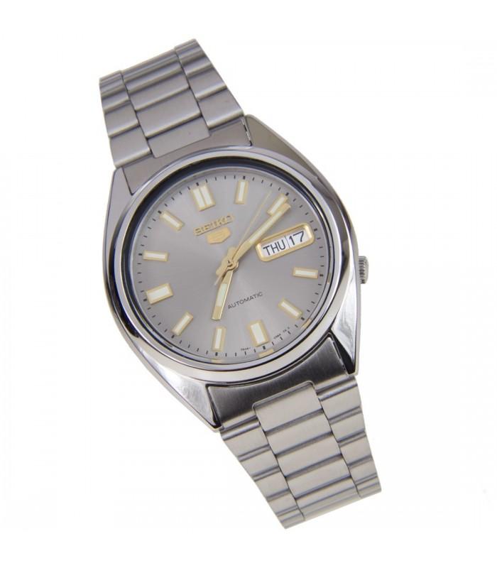 Reloj hombre automático Seiko SNXS75K1 21 jewels correa acero